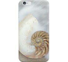 Nautilus iPhone Case/Skin