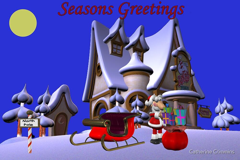 Seasons Greetings by Catherine Crimmins