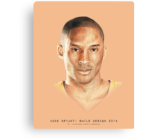 NBA Players Series - Smile Design 2014 Canvas Print