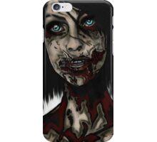 The Walking Dead Zombie iPhone Case/Skin