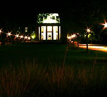 Pattee Library by Sharon Ulrich