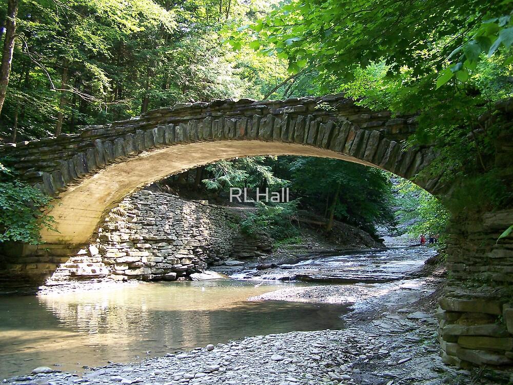 Bridge to Paradise by RLHall