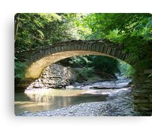 Bridge to Paradise Canvas Print