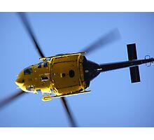 Rescue 1 Photographic Print
