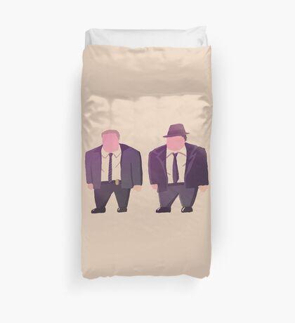 Gordon and Bullock Duvet Cover
