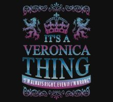 it's a VERONICA thing by RooDesign