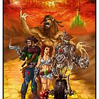 Yellow Brick Road Warriors by Kevin Yancey