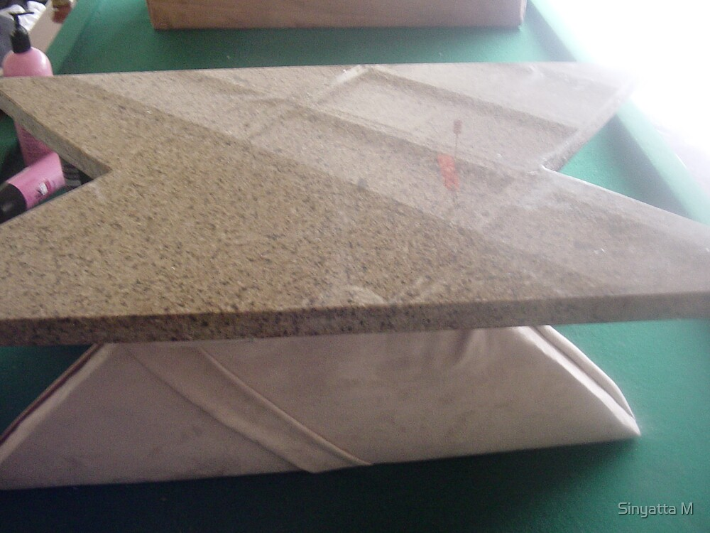Custom Design 100% Granite table by Sinyatta M