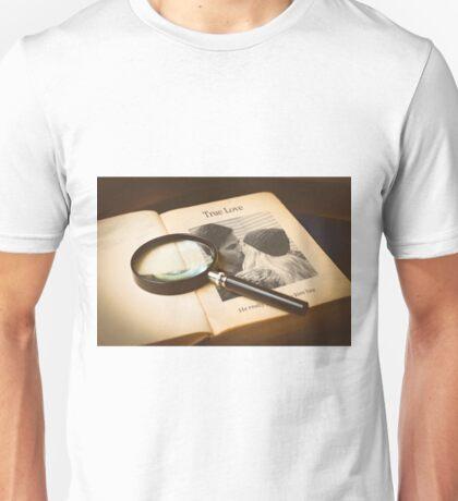 Open Book Unisex T-Shirt