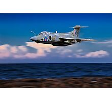 R.A.F. Buccaneer 16 Sqn Photographic Print