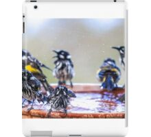 New Holland Honeyeaters Convention iPad Case/Skin