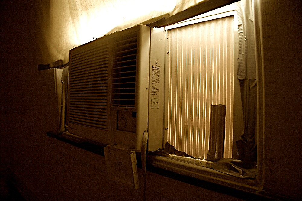 APARTMENT ONE (AIR CONDITIONER) by martin venit