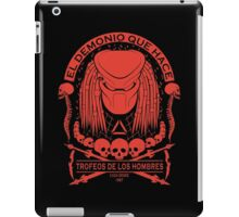 The Skull Collector iPad Case/Skin