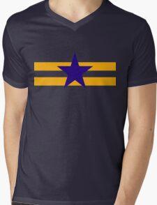 Browncoat (Independents) Flag Mens V-Neck T-Shirt