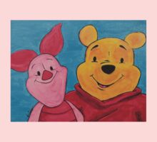 Disney Winnie-the-Pooh Fan Art Kids Clothes