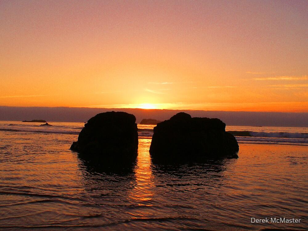 Sunset 3 by Derek McMaster
