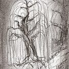 Weeping Willow by Sue Abonyi