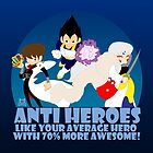 Anti Heroes by LillyKitten