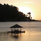 Sunset @ Anilao by rkdogz