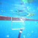 under water ladder by rkdogz