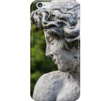 Woman Garden Ornament iPhone Case/Skin