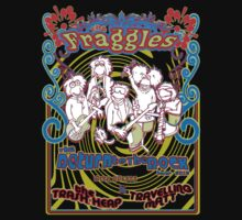 Fraggles - return to the rock tour Tee One Piece - Long Sleeve