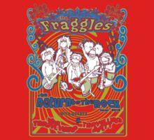 Fraggles - return to the rock tour Tee Kids Tee