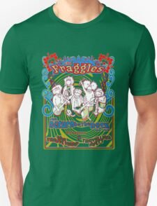Fraggles - return to the rock tour Tee T-Shirt