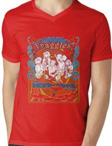 Fraggles - return to the rock tour Tee Mens V-Neck T-Shirt