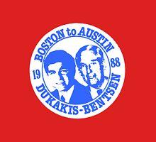DUKAKIS-BENTSEN  Unisex T-Shirt