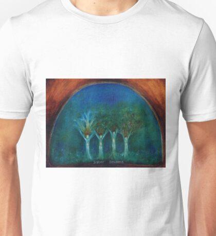 Sister Seasons art  four sisters family love Unisex T-Shirt