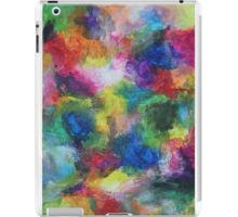 """In a Dream"" original abstract artwork by Laura Tozer iPad Case/Skin"
