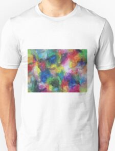 """""""In a Dream"""" original abstract artwork by Laura Tozer Unisex T-Shirt"""