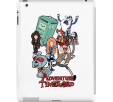 Adventure Time Lord 11 iPad Case/Skin
