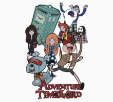 Adventure Time Lord 11 Kids Tee