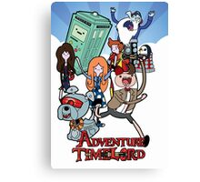 Adventure Time Lord 11 Canvas Print