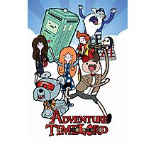 Adventure Time Lord 11 Photographic Print