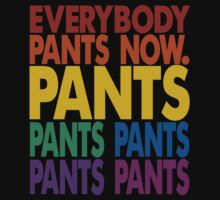 Everybody pants now by MichielvB