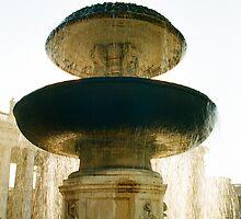 San Pietro's Fountain by Camilla