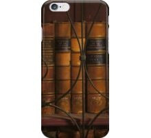 Collectors Editions iPhone Case/Skin
