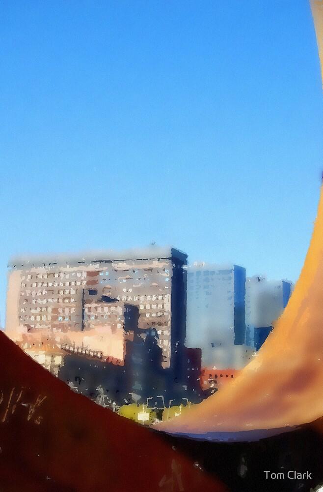 City of Bilbao #5 by Tom Clark