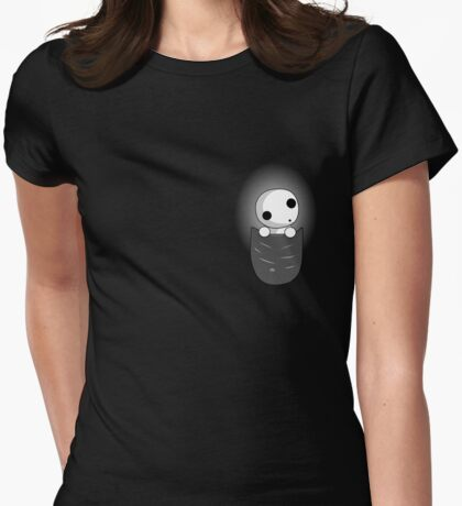 Kodama Pocket Womens Fitted T-Shirt