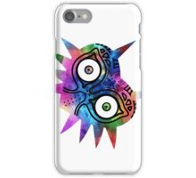 Majora's Mask Color iPhone Case/Skin