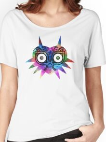 Majora's Mask Color Women's Relaxed Fit T-Shirt