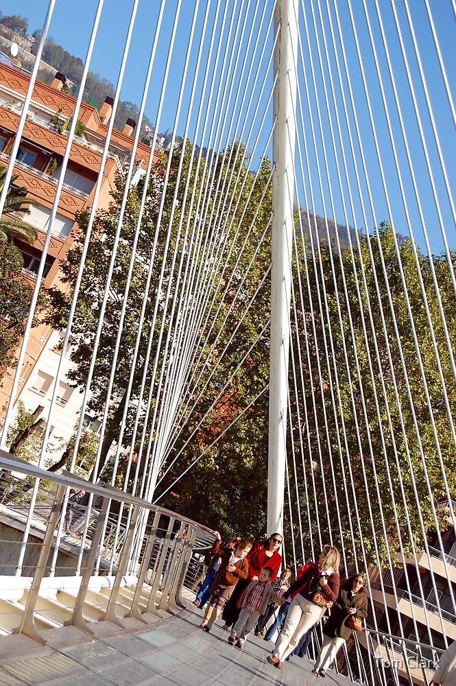 City of Bilbao #8 by Tom Clark