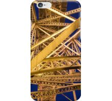 Golden Great Bridge iPhone Case/Skin