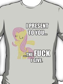 Fluttershy's Fucks T-Shirt