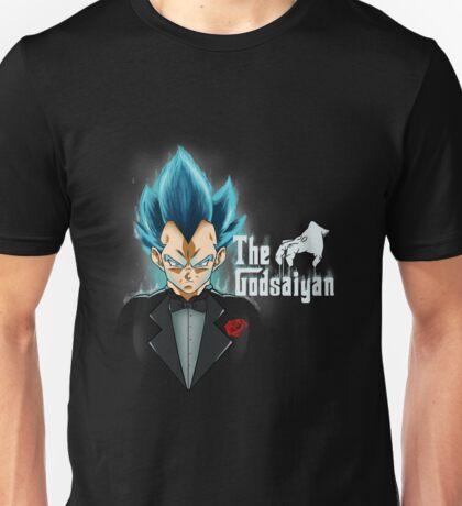 God blue mafia Vegeta Unisex T-Shirt