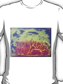"""""""Moonlit Forest"""" original abstract artwork by Laura Tozer T-Shirt"""