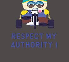 Respect my authority !! by OppaiMaster